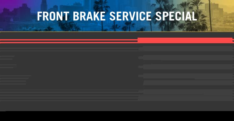 2342 LBH ServiceSpecials Brake