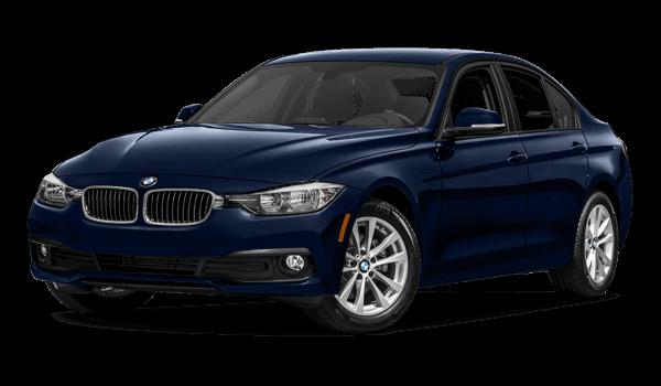2017 BMW 3 Series white exterior
