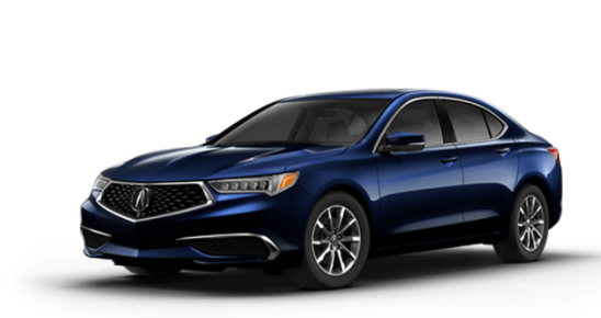 2018 TLX 9 Speed Automatic