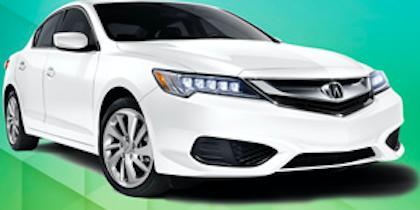 2018 Acura ILX 8-Speed Dual-Clutch