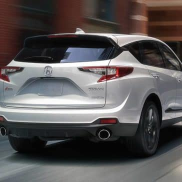 2019 Acura RDX rearview