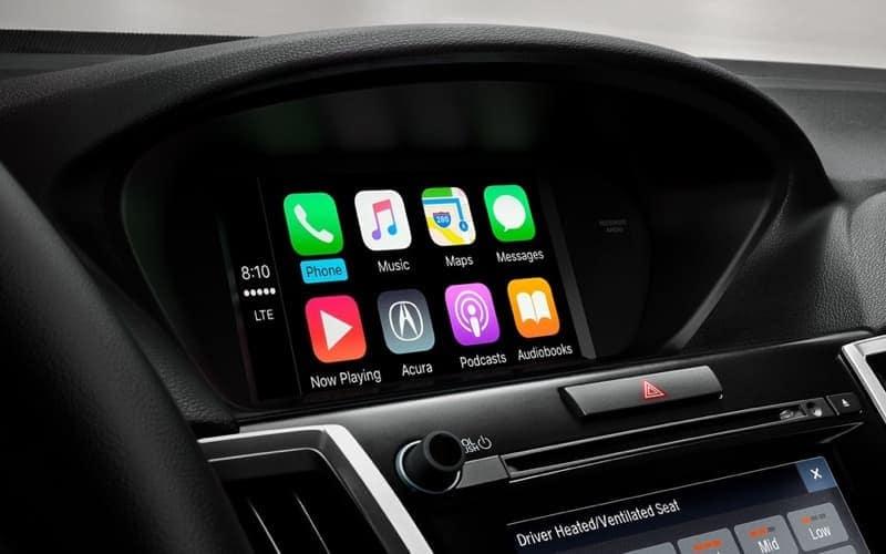 2019 Acura TLX Interior Features