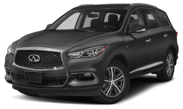 Dark Gray 2020 Infinity QX60