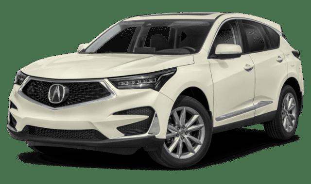 2020 Acura RDX White