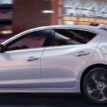 White 2021 Acura ILX
