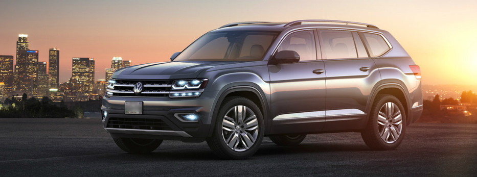 2018 Volkswagen Atlas Driver Assistance Technology