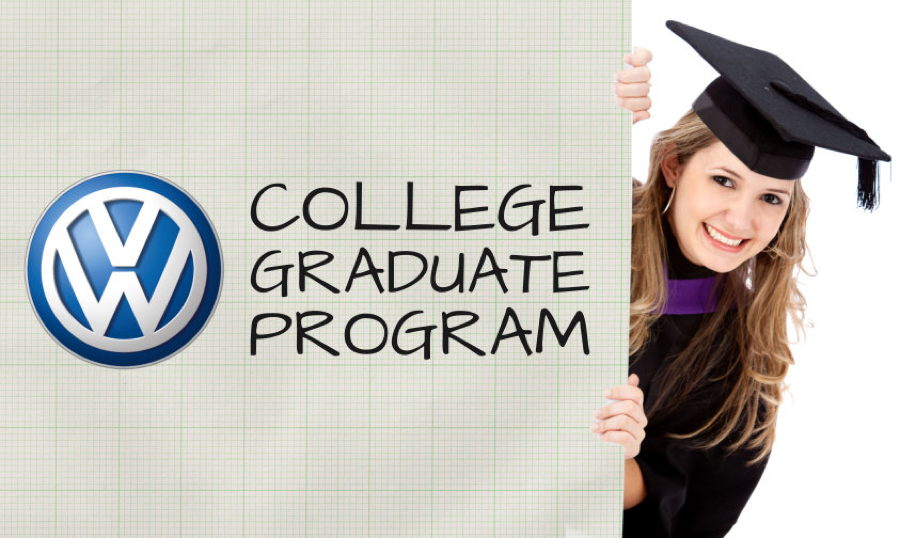Volkswagen college graduate program low country volkswagen for Mercedes benz college graduate program