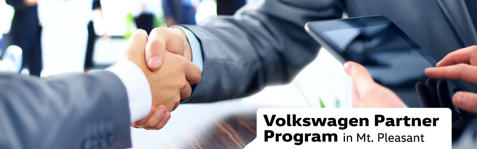 Volkswagen Partner Program in Mt. Pleasant