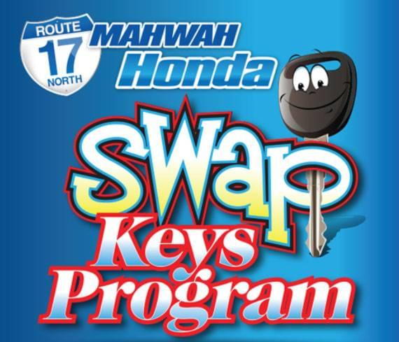 Mahwah Honda swap-keys-program
