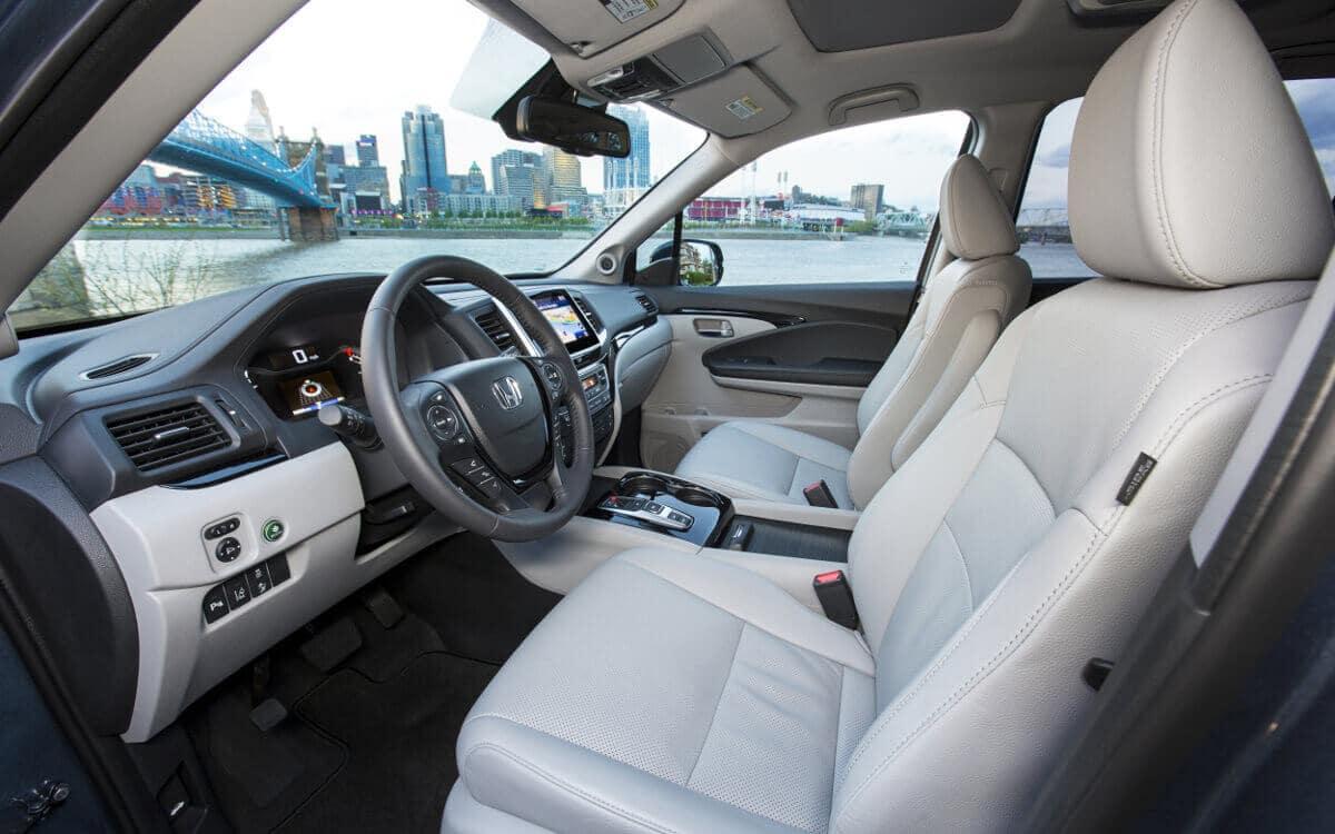 Honda Pilot Interior Cabin