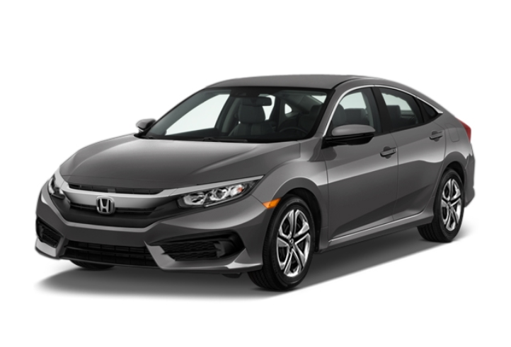 New 2017 Honda Civic LX - Lease for $149/mo. 36 mos.