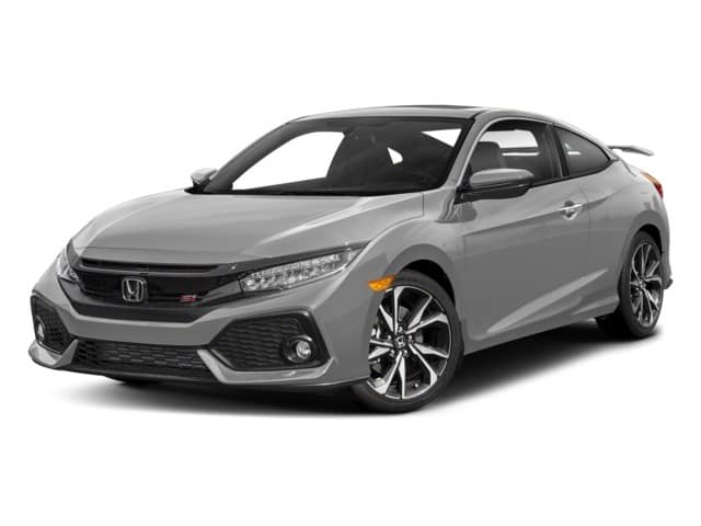 2017 Civic Si Coupe 6 Speed Manual