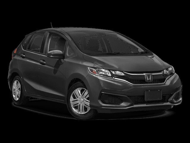 2018 Honda Fit CVT LX