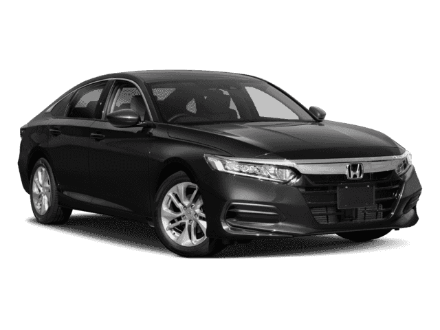 New 2018 Accord Sedan CVT LX