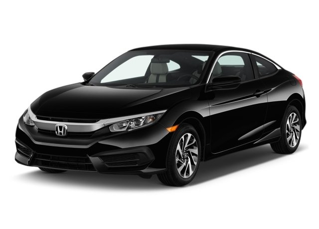New 2017 Honda Civic LX Coupe - Lease for $149/mo. 36 mos.