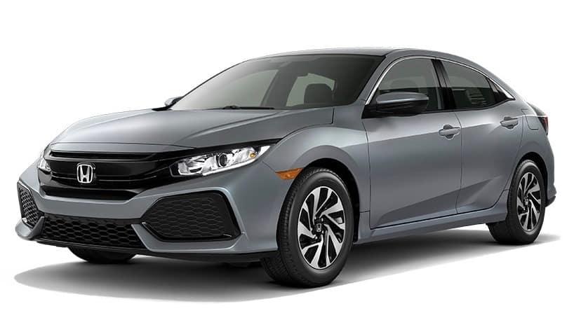 2018 Honda Civic Hatchback CVT LX