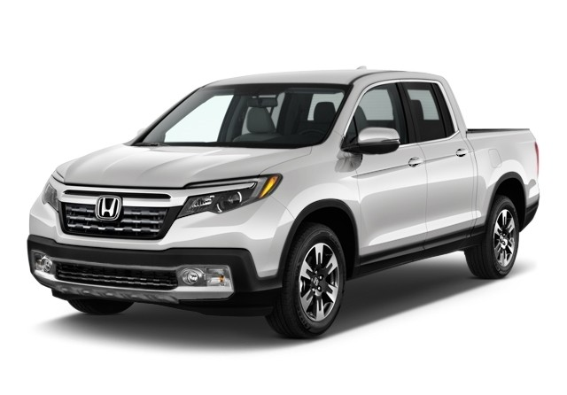 New 2017 Honda Ridgeline RTL AWD - Lease for $269/mo. 39 mos.