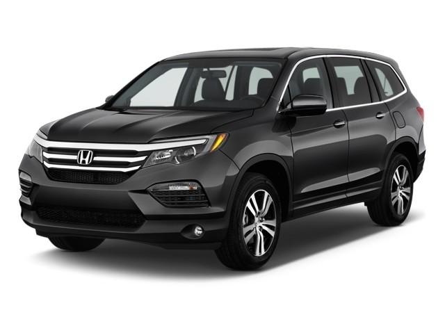 New 2017 Honda Pilot EX-L AWD - Lease for $359/mo. 39 mos.