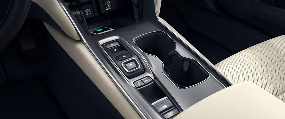 2018 Honda Accord Features