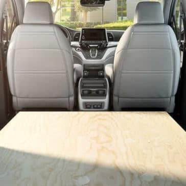 2019 Honda Odyssey interior space
