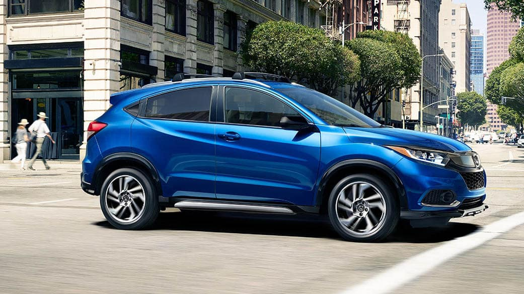 New Honda Suv >> Explore The Honda Suv Lineup Honda Hr V Honda Cr V And Honda Pilot