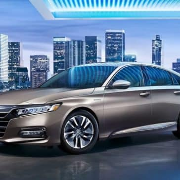 2019 Honda Accord On Display