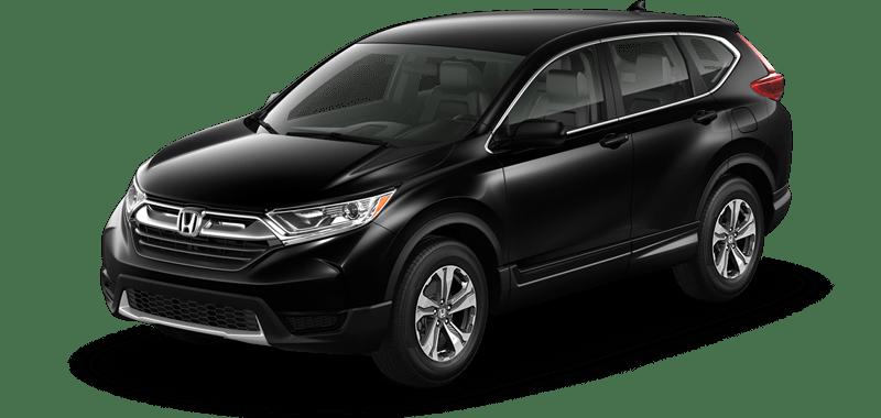 2019 Honda CR-V in Crystal Black