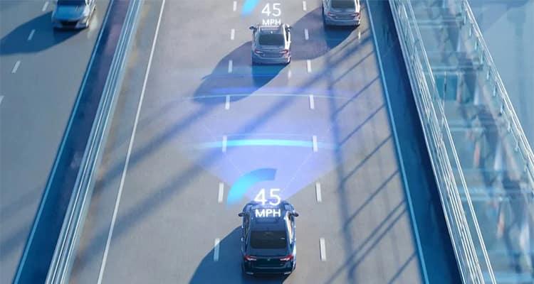 Honda Sensing Adaptive Cruise Control