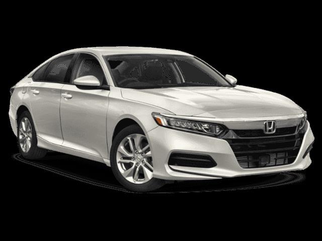 New 2019 Honda Accord LX