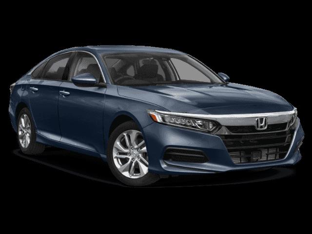 New 2020 Honda Accord LX Sedan