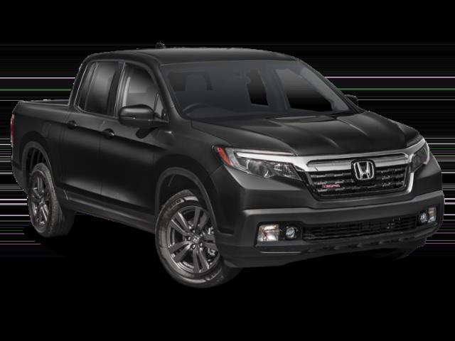 New 2019 Honda Ridgeline Sport Crew Cab AWD