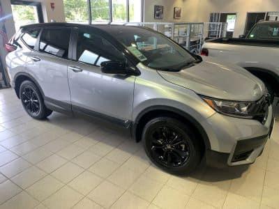 New 2020 Honda CR-V EX 4D Sport Utility AWD