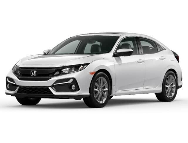 New 2020 Honda Civic LX Sedan