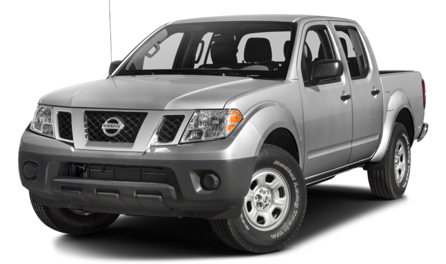 2017 nissan frontier silver