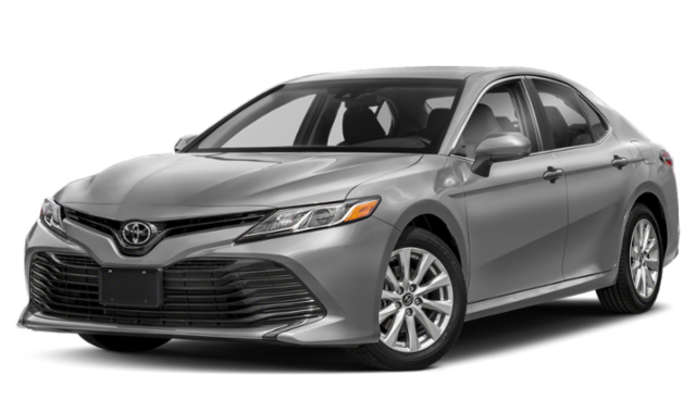 2019 toyota camry silver