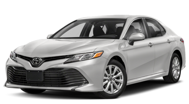 2018 Toyota Camry Silver