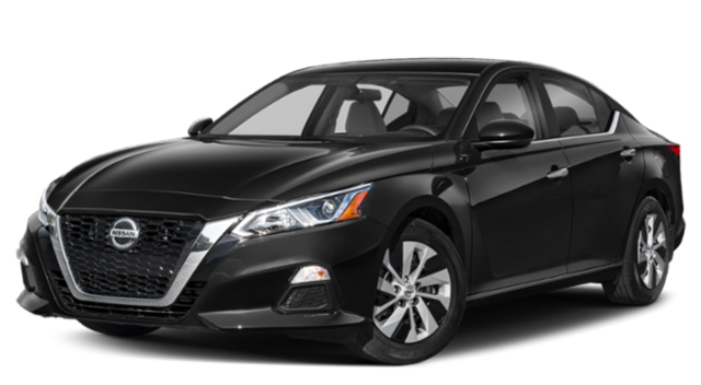 2019 Nissan Altima Black