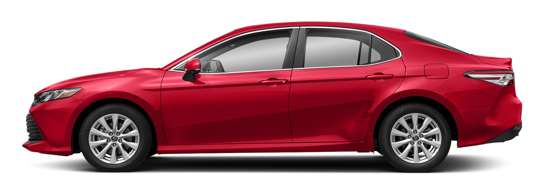 2019 Toyota Camry Side View