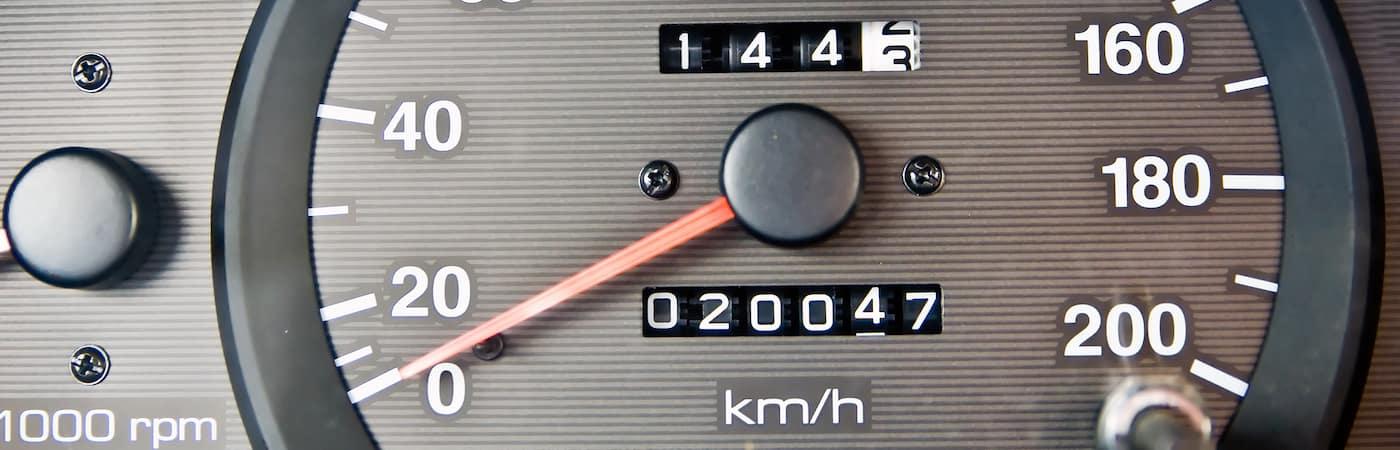 used car mileage