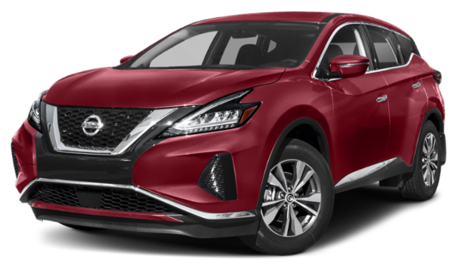 2019 nissan murano red exterior