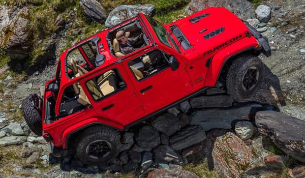Why Choose Mancari CDJR for your Jeep Wrangler near Blue Island, IL