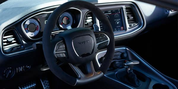 Technology features of 2018 Dodge Challenger at Mancari CDJR near LaGrange, IL