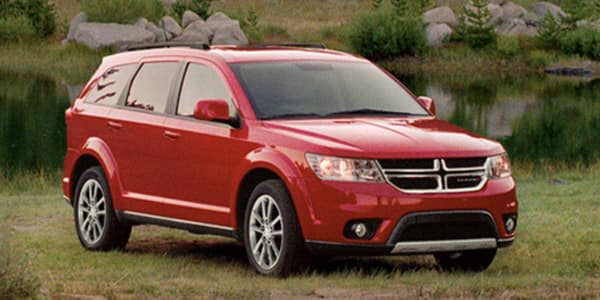 2018 Dodge Journey exterior features at Mancari CDJR in Cicero, IL