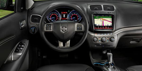 Technology features of 2018 Dodge Journey at Mancari CDJR near Cicero, IL