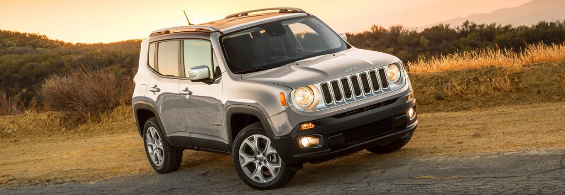 New Jeep Renegade Palos Heights, IL