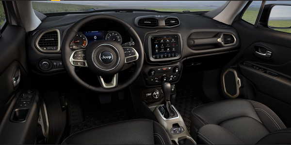 New Jeep Renagade Review Palos Heights, IL