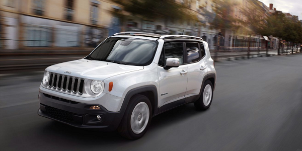 New Jeep Renegade Review Palos Heights