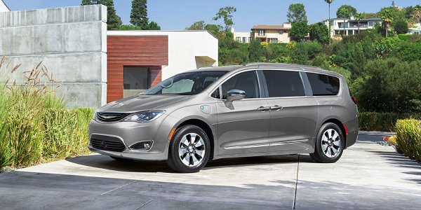 New Chrysler Pacifica Review for Oak Lawn