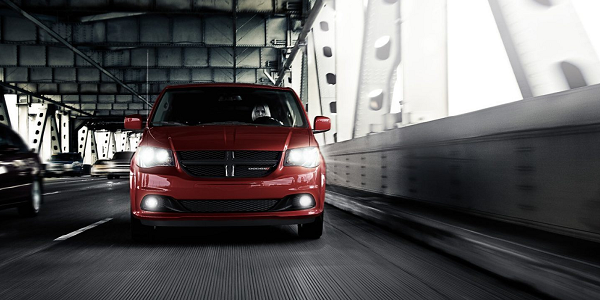 New Dodge Grand Caravan Review Cicero, IL