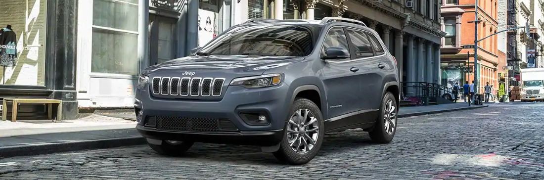 New Jeep Cherokee Evergreen Park IL